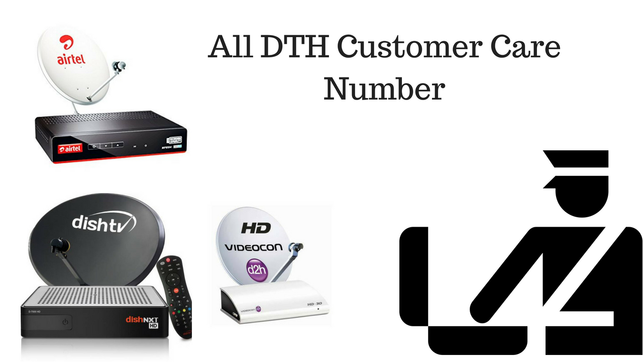 DTH Customer Care Number